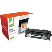 Image of Q-Connect Compatible Solution HP 05A Black Laserjet Toner Cartridge CE505A