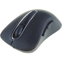 Image of Computer Gear Wireless 5-Button Optical Scroll Mouse Black 24-0544