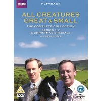 'All Creatures Great And Small: Complete Series