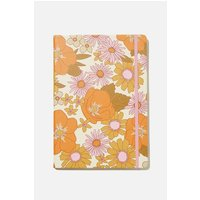 Image of Typo Cherry Blossom Cool Grey A4 Buffalo Journal