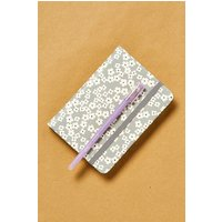 Image of Typo Cherry Blossom Cool Grey A5 Buffalo Journal