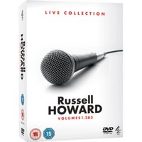 'Russell Howard: Live Collection - Volumes 1, 2 And 3