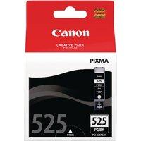 Image of Canon PGI-525 Black Inkjet Cartridges (2 Pack) 4529B010
