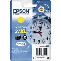 Image of Epson 27XL Yellow Inkjet Cartridge C13T27144012