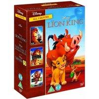 'Lion King Trilogy