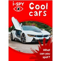 'I-spy Cool Cars: What Can You Spot? (collins Michelin I-spy Guides)