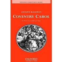 'Coventry Carol: (vocal Score)