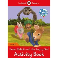 'Peter Rabbit And The Angry Owl Activity Book - Ladybird Readers Level 2