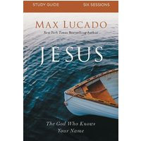Image of Jesus Study Guide: The God Who Knows Your Name