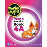 'Power Maths Year 4 Pupil Practice Book 4a: (power Maths Print)