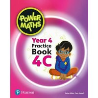 'Power Maths Year 4 Pupil Practice Book 4c: (power Maths Print)