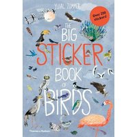 Image of The Big Sticker Book of Birds