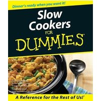 'Slow Cookers For Dummies