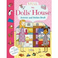 'My Dolls' House Activity And Sticker Book: (sticker Activity Books)