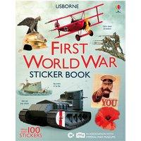 'First World War Sticker Book: (information Sticker Books New Edition)
