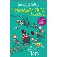 'A Faraway Tree Adventure: The Land Of Toys: Colour Short Stories