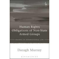 Image of Human Rights Obligations of Non-State Armed Groups: (Studies in International Law)
