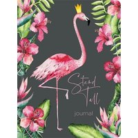 Image of Stand Tall Textured Paperback Journal