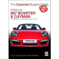 Image of The Essential Buyers Guide Porsche 987 Boxster & Cayman