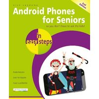 'Android Phones For Seniors In Easy Steps: Updated For Android V7 Nougat (2nd Ed.)