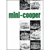 'Mini Owner's Handbook: Mini Cooper & Cooper `s' Mk 2 Part No. Akd4997