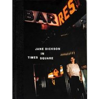 Image of Jane Dickson in Times Square