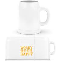 Beer Happy · Bierkrug