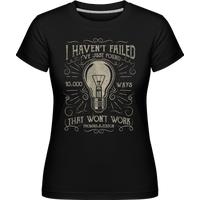 10000 Ways · Shirtinator Frauen T-Shirt