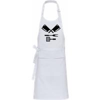 BBQ Equipment Black · Profi Kochschürze