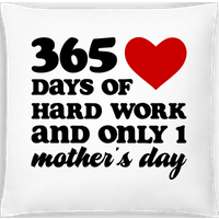 365 Days Of Hard Work And Only One Mother