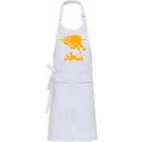 BBQ Chicken Sign · Profi Kochschürze