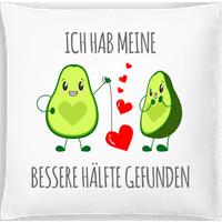 Avocado Love · Kissen