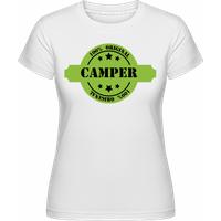 100 % Camper · Shirtinator Frauen T-Shirt