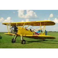 20 Minute Tiger Moth Flying Lesson