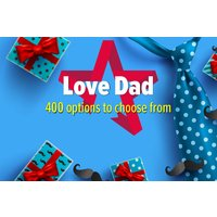Love Dad - Gift Experience Voucher Picture