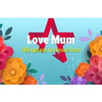 Love Mum - Gift Experience Voucher Picture