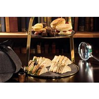 Sherlock Holmes Escape Room For Four And Afternoon Tea Picture