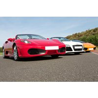 Supercar Driving Experience At Rockingham Motor Racing, Northamptonshire Picture