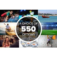Mega Choice For Two - Gift Experience Voucher Picture