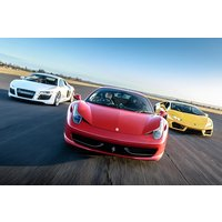 Supercar Driving & Passenger Ride At Abingdon Airfield, Oxfordshire Picture