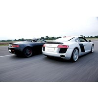 Supercar Driving & Passenger Ride Experience At Dunsfold Aerodome, Surrey Picture