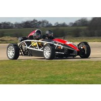 Ariel Atom Driving Experience At Yorkshire Air Museum, North Yorkshire Picture