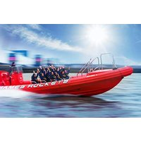 Thames Rib Boat Trip And Meal For Two At Bubba Gump Shrimp Restaurant Picture