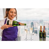 The View From The Shard With Champagne For Two Picture