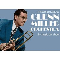 Two Vip Tickets To The Glenn Miller Orchestra + Classic Car Entrance Picture