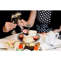 Afternoon Tea and Prosecco for Two at Kensington