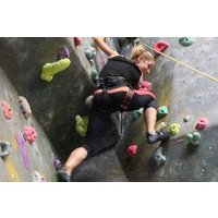 Indoor Rock Climbing Adventure Picture
