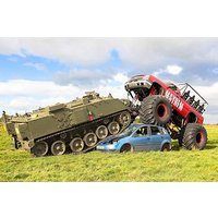 Ultimate Tank Drive Vs Monster Truck Drive Picture