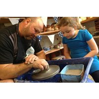 Pottery Taster Session For A Family Of Four Picture