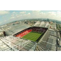 Old Trafford Helicopter Tour Picture